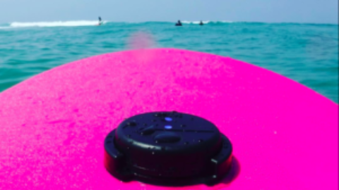 Débuter en surf sera bientôt un jeu d'enfant !!