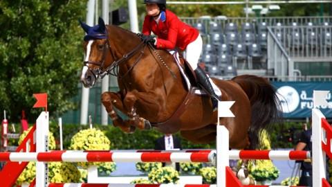 Kesako, le jumping, la plus célèbre des disciplines équestres.