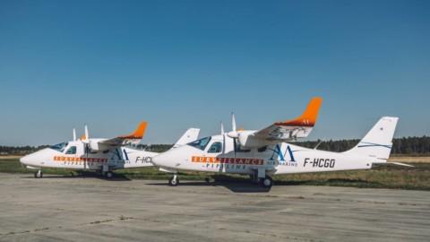 🚀 Embarquez avec l'unique opérateur aérien certifié ISO 9001 (drone & avion).