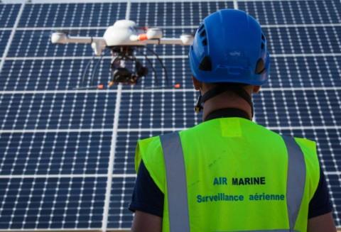 le Minibon, va accélérer le décollage d'Air Marine dans les drones !!
