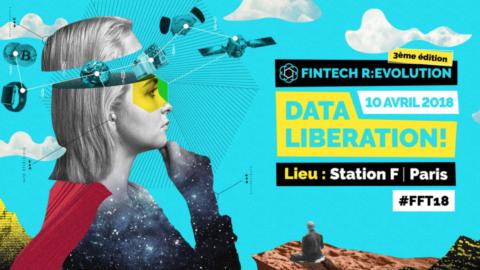 Retour en images sur Fintech Révolution (rdv incontournable de l'écosystème startup et financier).