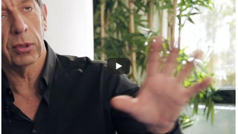 """#Vidéo -> """"La Culture c'est la santé"""" revendique le docteur Michel Cymes."""