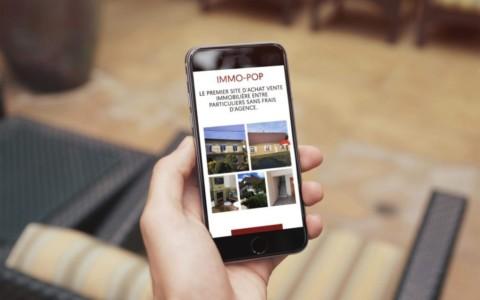 (Enfin) un site de transactions immobilières sans frais d'agence.