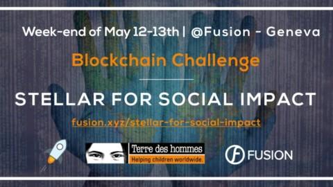 Retour en images sur notre participation au challenge Blockchain Stellar for Social Impact de Genève.
