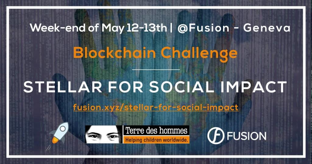 Notre plateforme de crowdfunding Happy Capital participait au Stellar for Social Impact de Genève