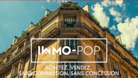 Immo Pop révolutionne la transaction immobilière.