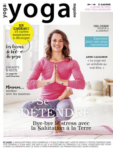 Il était une fois Yoga Magazine…