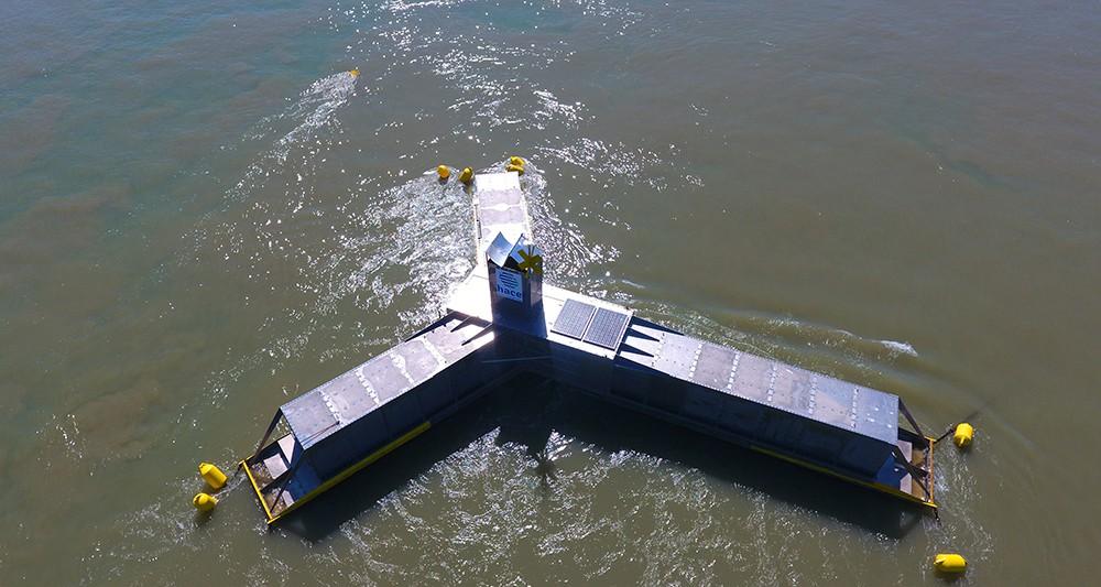 La technologie HACE permet de capter l'énergie des vagues non-stop à prix bas. L'innovation de rupture HACE lève des capitaux en crowdfunding sur Happy Capital