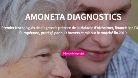Amoneta Diagnostics annonce avoir franchi une étape clé