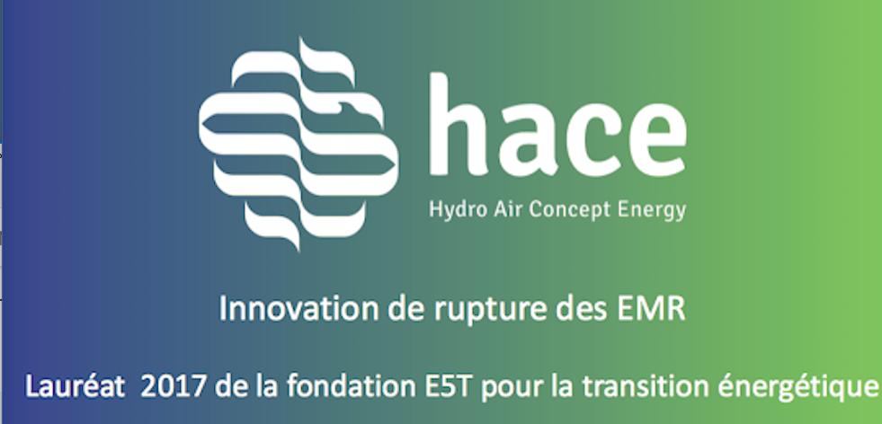 Hace développe une innovation de rupture dans les énergies renouvelables. A saisir sur la plateforme de crowdfunding Happy Capital