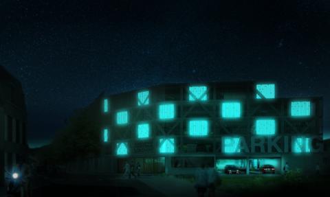 Illuminer les villes grâce aux bactéries…