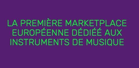 « 1ère place de marché spécialisée dans la musique, Zicplace… »