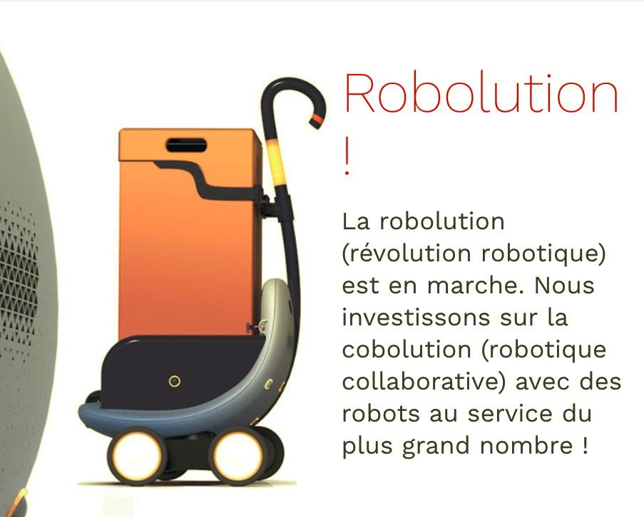 Borobo développe un robot de transport de charges lourdes